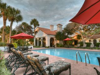 Sea Island cottage photo - Beachfront Heated Pool