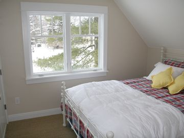 Upper unit bedroom