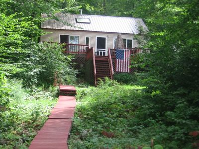 Caroga Lake cottage rental