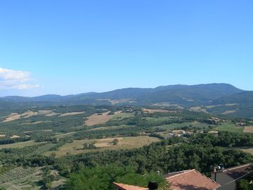 Casa Bella Vista. view from the terrace