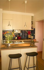 Estoril apartment rental - Open and welcoming eating area