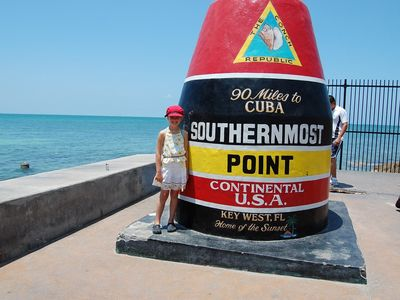 Southern Most Point in Key West