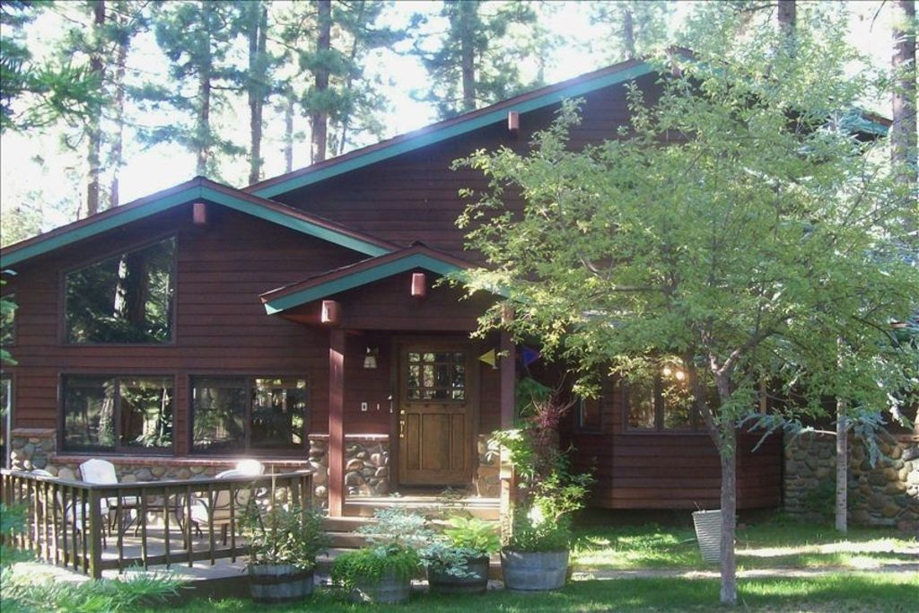 Beautiful mountain home near heavenly village vrbo for South lake tahoe cabins near casinos
