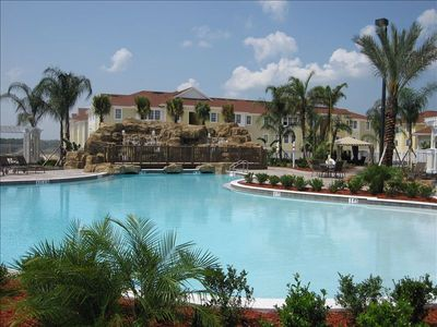 Vacation Condo in Davenport, Florida with Shared Pool, Pool Table & Wi-Fi