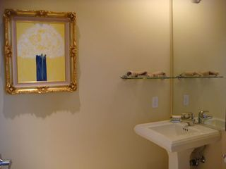 Seattle condo photo - A powder room is located in the Great Room area.