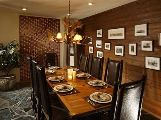 Aspen house photo - Stunning formal dining space