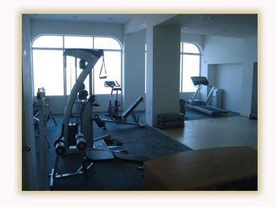 Mazatlan condo rental - Gym