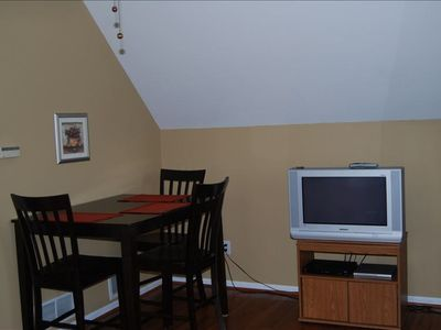 Brevard apartment rental - Dinette