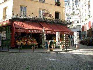 18th Arrondissement Montmartre apartment photo - The famous