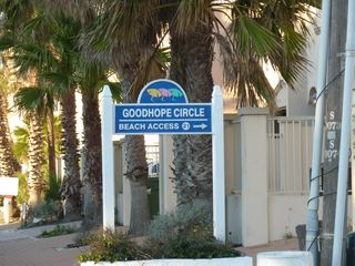 South Padre Island condo photo - Goodhope Circle beach access only 2 minutes away.