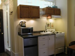 Brooklyn apartment photo - Another view of kitchen area