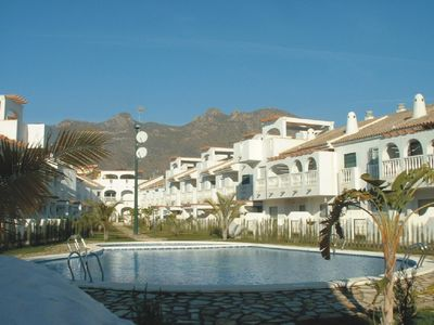 Puerto de Mazarron apartment rental - Pool