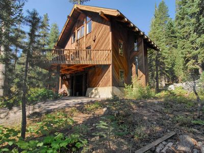 Bear Creek Lodge - Rustic Alpine Meadows Summer Vacation Rental
