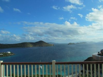 Cross the threshold and take in one of the most amazing views on island.