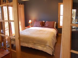 Lost River cabin photo - bedroom #4