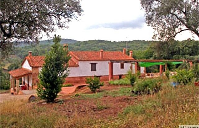 Self catering La Solana de Aracena for 10 people