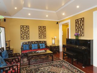 San Francisco house photo - Living room with Piano