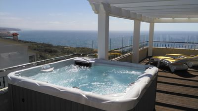 THE SEA DUPLEX PENTHOUSE SPA - In Ericeira, near Lisbon, Cascais and Sintra