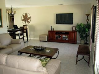 Vacation Homes in Marco Island house photo - Living Room