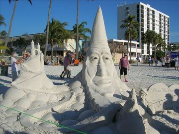 National Sandsculpting Festival