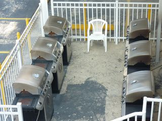 Wildwood Crest condo photo - Grilling area