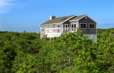 BEAUTIFUL BAYVIEW. Total Privacy. Chappaquiddick Island at Wasque Pt.