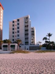 Lido Key condo photo - View of building from Beach