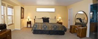 Bandon house photo - Large Mstr Bdrm W/ King Bed, Walk in Closet, Bath W/ Jacuzzi Tub & Shower