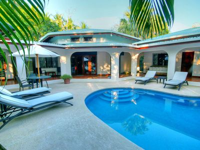 One of the best and reasonably priced upscale vacation rentals in Nosara! Casa de Olas 1 is private, quiet, and luxurious, and considered to be among the finest homes in Nosara