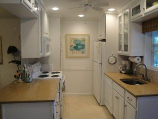 Siesta Key condo photo - Kitchen all new as of fall of 2009