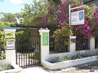 Vieques Island house photo - Learn about local sea life and history at the Vieques Trust (VCHT)
