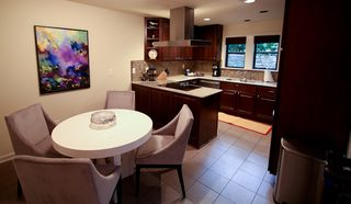 Austin townhome photo - Dining and Kitchen.