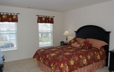 One of 2 Queen Sized Bedrooms