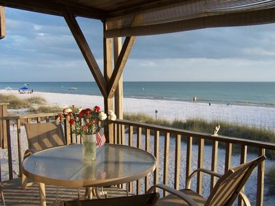 Balcony View-Call for rates . I will beat All.! You are directly on the Gulf !