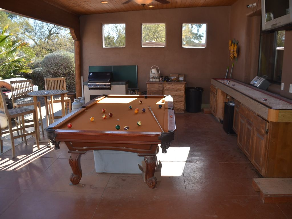 Fantastic Resort Like BR BA Home In Tucson Country Club Pool - Connelly pool table tucson az