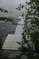 Acton lodge photo - The dock.