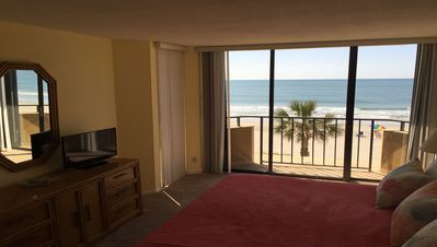 Oceanfront Vacation Condo, Family Vacation Rentals Unit #111