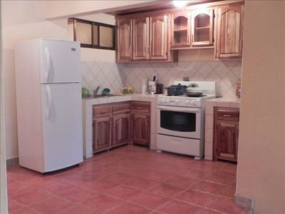 Nice kitchen with brand new appliances