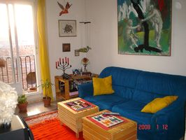 location appartement Madrid TRAIL 4
