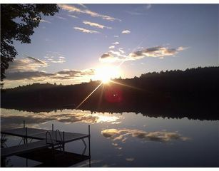 Casco cottage photo - Sunrise at the pond