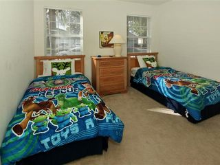Windsor Palms house photo - Bedroom 3-Two Twin Beds