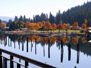Coeur d 'Alene condo photo - Spectacular Balcony Views all day long.