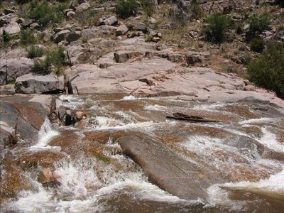 East Verde River running wild!
