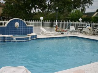 Deerfield Beach townhome photo - Pool