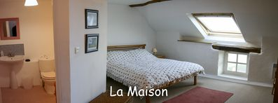 La Maison en suite bedroom