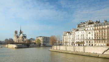 .4th Pompidou Centre/Le Marais apartment rental - Ile Saint-Louis & Notre-Dame