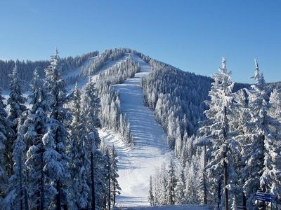 Silver Mountain Ski Resort