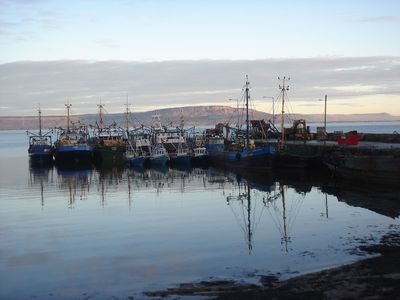 County Donegal chalet rental - Moville Harbour