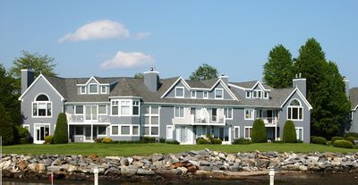 Boothbay Harbor condo rental - Welcome! This coastal condo is right in the heart of Boothbay Harbor.