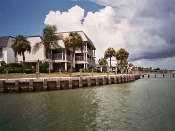 Mariner Pointe viewed from the Water